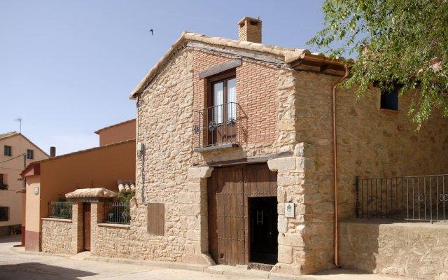 Отель La Carretería вид на фасад