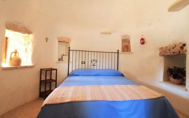 Отель Dora Lovely Country Home Гальяно дель Капо комната для гостей