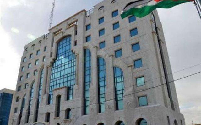 Отель Dana Plaza вид на фасад