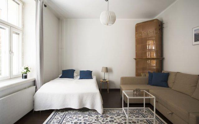 Отель 2ndhomes Merimiehenkatu Apartment Финляндия, Хельсинки - отзывы, цены и фото номеров - забронировать отель 2ndhomes Merimiehenkatu Apartment онлайн комната для гостей