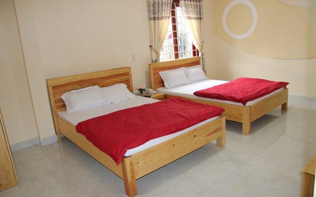 Grandma Hostel Dalat Далат комната для гостей