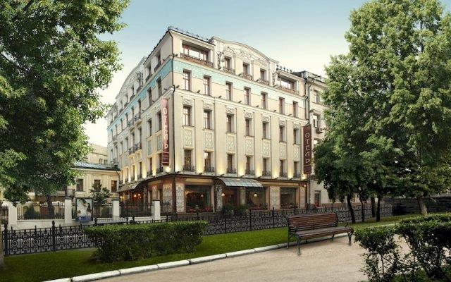 Руссо Балт Отель вид на фасад