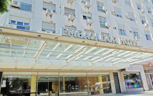 Embajador Hotel вид на фасад