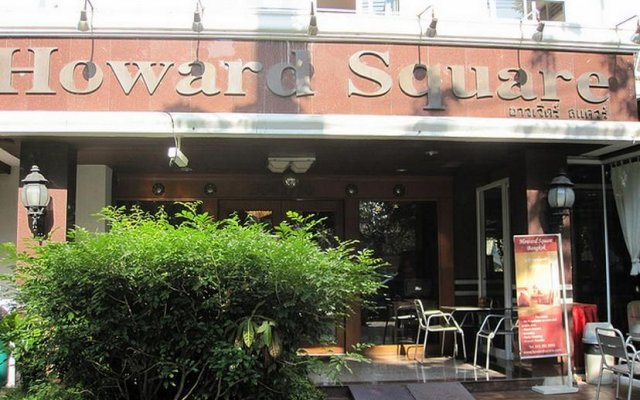 Howard Square Boutique Hotel вид на фасад