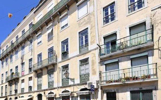 Отель Localtraveling Remedios Португалия, Лиссабон - отзывы, цены и фото номеров - забронировать отель Localtraveling Remedios онлайн вид на фасад