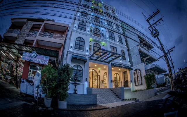 Отель The Seens Hotel Таиланд, Краби - отзывы, цены и фото номеров - забронировать отель The Seens Hotel онлайн вид на фасад