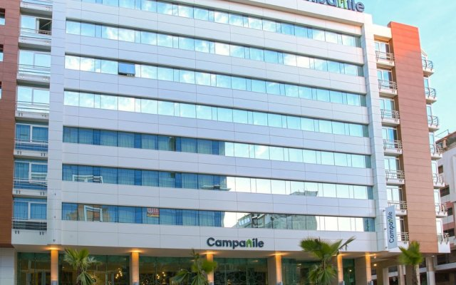 Hotel Campanile Casablanca Centre Ville вид на фасад