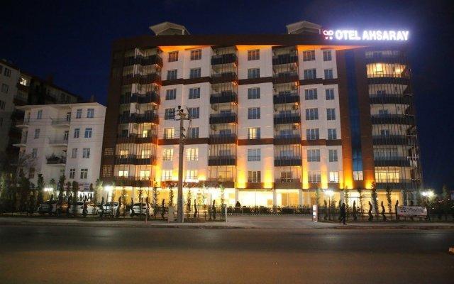 Ahsaray Hotel вид на фасад