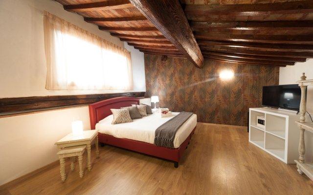 Отель La Porta del Paradiso комната для гостей