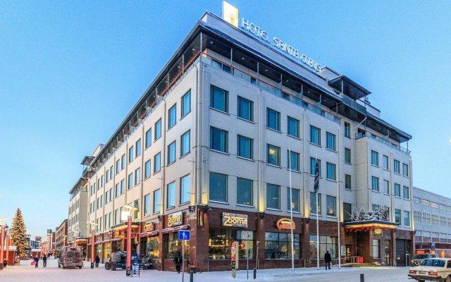 Отель Santa Claus Rovaniemi