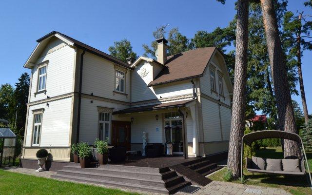 Апартаменты M.S. Kuznetsov Apartments Luxury Villa Юрмала вид на фасад