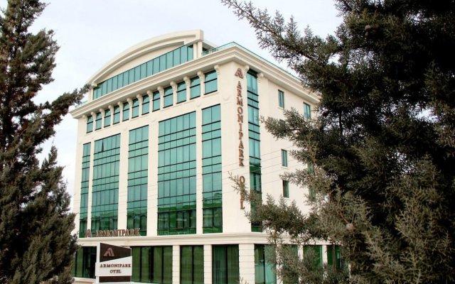 Armoni Park Otel Турция, Кастамону - отзывы, цены и фото номеров - забронировать отель Armoni Park Otel онлайн вид на фасад