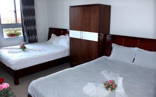 Minh Hung Hotel комната для гостей