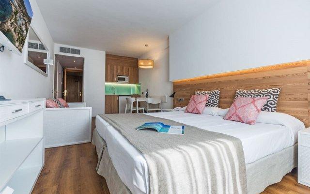 Отель Aparthotel Ponent Mar Испания, Пальманова - 1 отзыв об отеле, цены и фото номеров - забронировать отель Aparthotel Ponent Mar онлайн вид на фасад