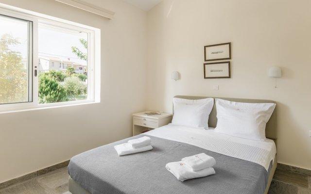 Отель Tricot Beachfront House Pefkohori Греция, Пефкохори - отзывы, цены и фото номеров - забронировать отель Tricot Beachfront House Pefkohori онлайн комната для гостей