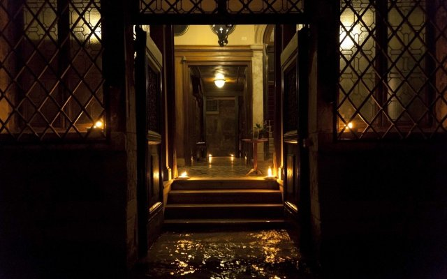 Отель Palazzetto Pisani Италия, Венеция - 3 отзыва об отеле, цены и фото номеров - забронировать отель Palazzetto Pisani онлайн вид на фасад