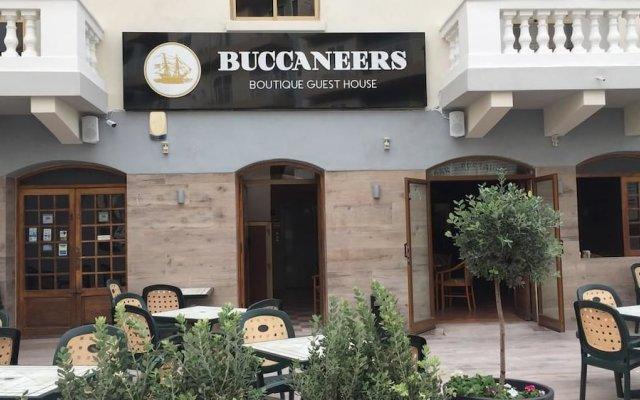 Отель The Buccaneers Boutique Guest House Мальта, Буджибба - отзывы, цены и фото номеров - забронировать отель The Buccaneers Boutique Guest House онлайн вид на фасад