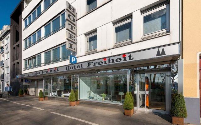 Hotel Freiheit вид на фасад