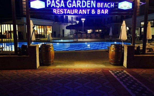 Paşa Garden Beach Hotel Турция, Мармарис - отзывы, цены и фото номеров - забронировать отель Paşa Garden Beach Hotel онлайн вид на фасад