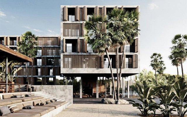Отель Casa Cook Ibiza - Adults Only вид на фасад
