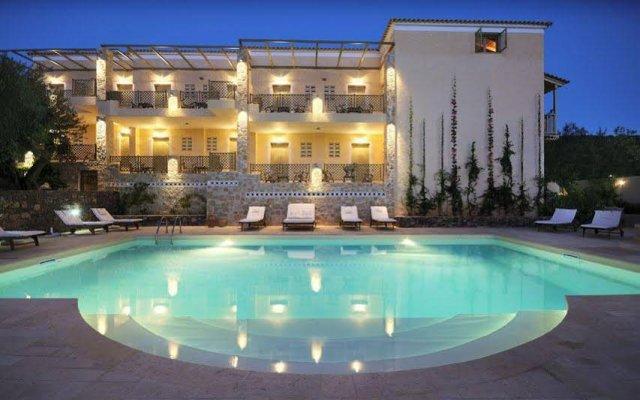 Отель Eleonas Studios Греция, Метана - отзывы, цены и фото номеров - забронировать отель Eleonas Studios онлайн вид на фасад