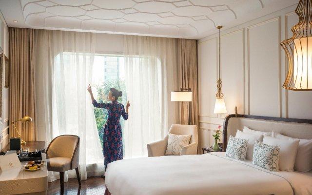 Отель Des Arts Saigon Mgallery Collection Вьетнам, Хошимин - отзывы, цены и фото номеров - забронировать отель Des Arts Saigon Mgallery Collection онлайн комната для гостей