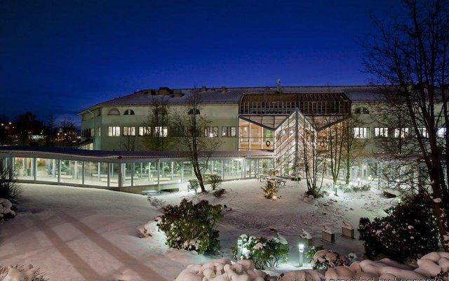 Отель BEST WESTERN Hotel Jagersro Швеция, Мальме - отзывы, цены и фото номеров - забронировать отель BEST WESTERN Hotel Jagersro онлайн вид на фасад