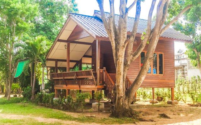 Отель Baan Boonrod Таиланд, Самуи - отзывы, цены и фото номеров - забронировать отель Baan Boonrod онлайн вид на фасад