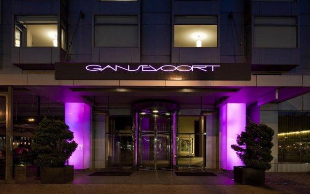 Отель Gansevoort Meatpacking США, Нью-Йорк - отзывы, цены и фото номеров - забронировать отель Gansevoort Meatpacking онлайн вид на фасад