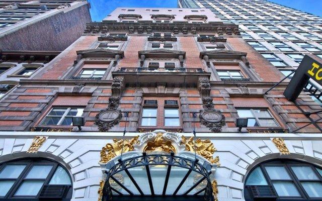 Отель Herald Square Hotel США, Нью-Йорк - 1 отзыв об отеле, цены и фото номеров - забронировать отель Herald Square Hotel онлайн вид на фасад
