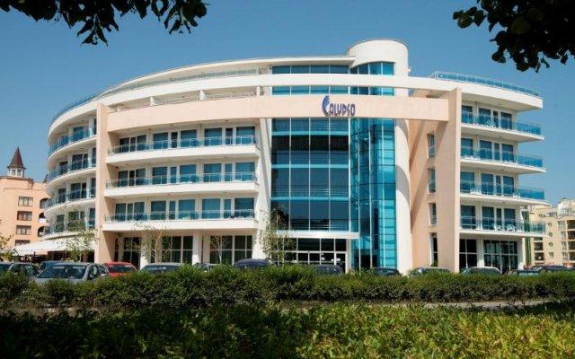 Отель Calypso вид на фасад