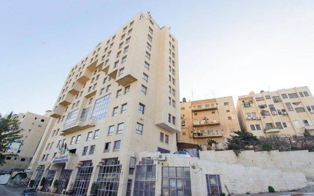 Отель Bethlehem Hotel Палестина, Байт-Сахур - отзывы, цены и фото номеров - забронировать отель Bethlehem Hotel онлайн вид на фасад