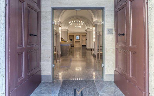 Отель Martis Palace Hotel Rome Италия, Рим - отзывы, цены и фото номеров - забронировать отель Martis Palace Hotel Rome онлайн вид на фасад