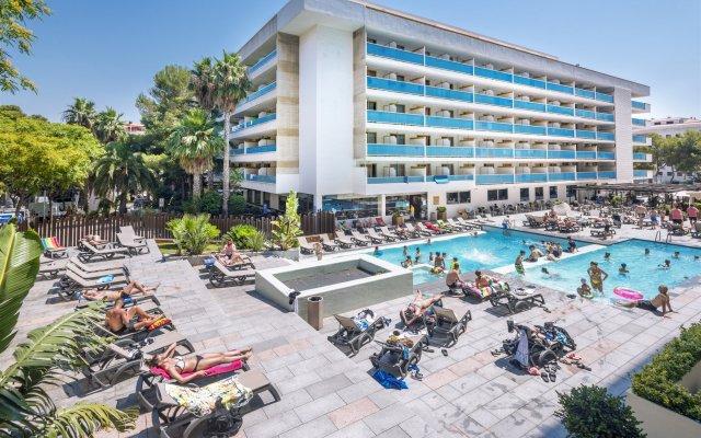 Отель 4R Salou Park Resort II Испания, Салоу - отзывы, цены и фото номеров - забронировать отель 4R Salou Park Resort II онлайн вид на фасад