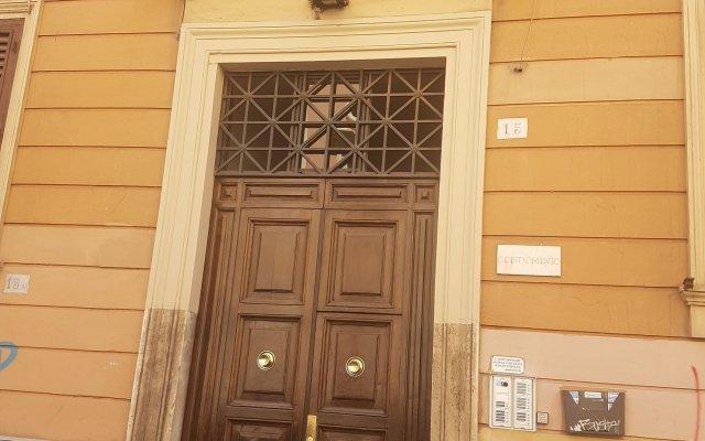 Отель Guesthouse Ava Рим вид на фасад