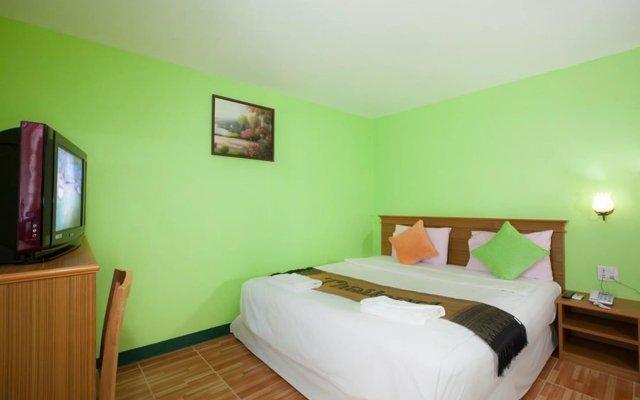 Отель Blue House Beach комната для гостей
