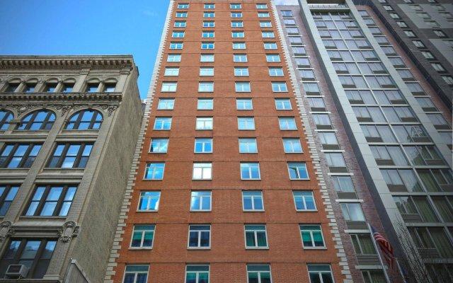 Отель Hayden США, Нью-Йорк - отзывы, цены и фото номеров - забронировать отель Hayden онлайн вид на фасад