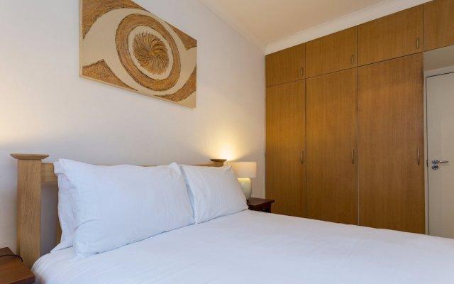 Апартаменты 1 Bedroom Apartment in Notting Hill Accommodates 2 Лондон комната для гостей