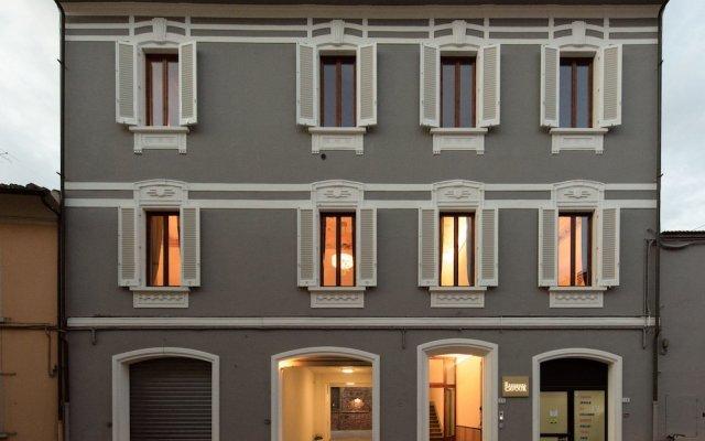 Отель Residenza Cavour Эмполи вид на фасад