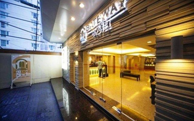 Отель Gateway Hotel Таиланд, Бангкок - отзывы, цены и фото номеров - забронировать отель Gateway Hotel онлайн вид на фасад