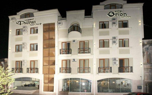 Отель Орион Олд Таун вид на фасад