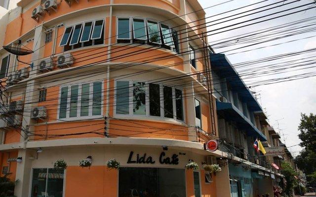 Отель Lida 1946 Hostel Таиланд, Бангкок - отзывы, цены и фото номеров - забронировать отель Lida 1946 Hostel онлайн вид на фасад