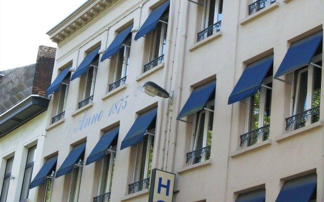 Hotel Scheldezicht вид на фасад