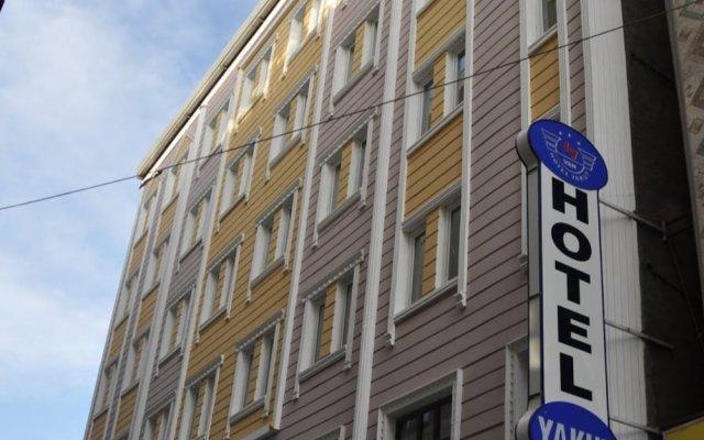 Yakut Hotel Турция, Ван - отзывы, цены и фото номеров - забронировать отель Yakut Hotel онлайн вид на фасад