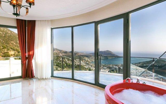 Villa Zirve Турция, Патара - отзывы, цены и фото номеров - забронировать отель Villa Zirve онлайн комната для гостей