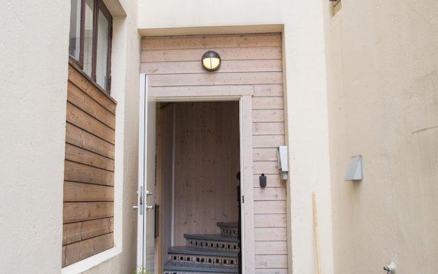 Отель Aalesund Apartments - City Center Норвегия, Олесунн - отзывы, цены и фото номеров - забронировать отель Aalesund Apartments - City Center онлайн вид на фасад