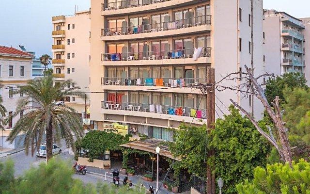 Als City Hotel вид на фасад