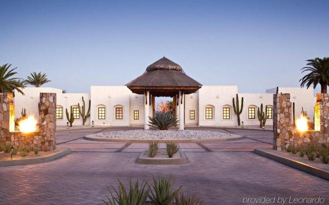 Отель Las Ventanas al Paraiso, A Rosewood Resort вид на фасад