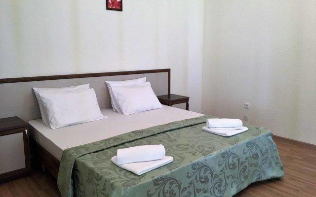 Гостиница Panorama-Hotel Dzhem в Анапе отзывы, цены и фото номеров - забронировать гостиницу Panorama-Hotel Dzhem онлайн Анапа вид на фасад