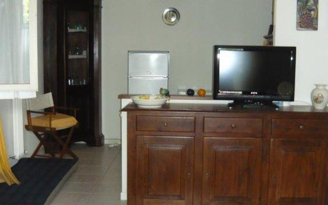 Отель Appartamento delle Rose Карпенья